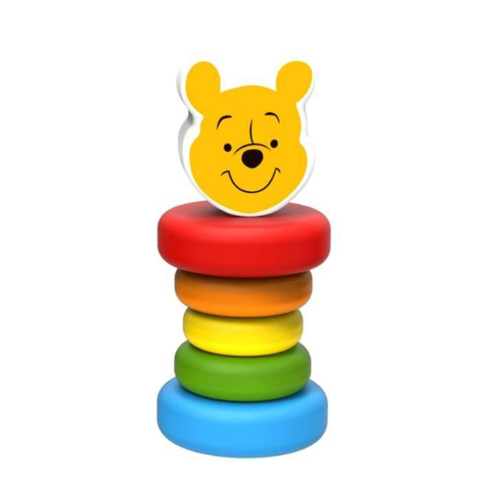 Disney - Hochet en bois Winnie l'Ourson