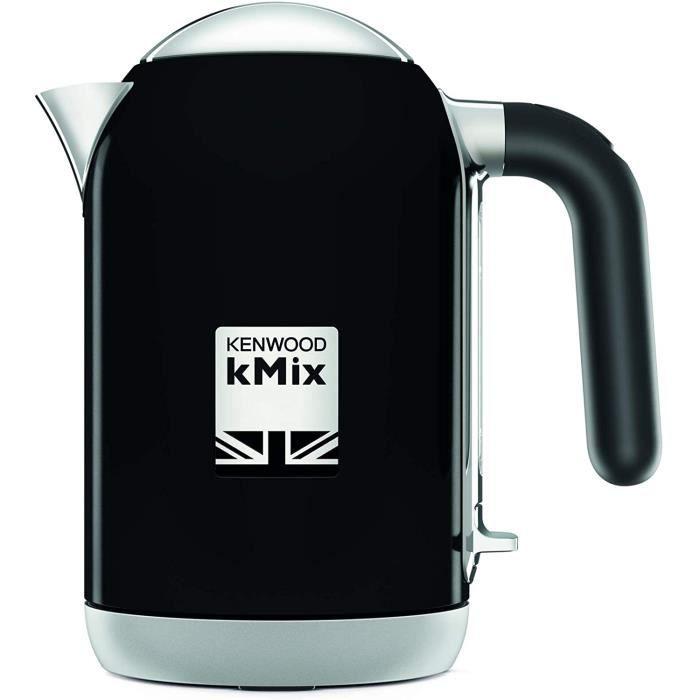 Kenwood kMix Bouilloire 2200 W noir