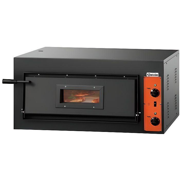 Four à pizza électrique professionnel - 4 pizza - Bartscher