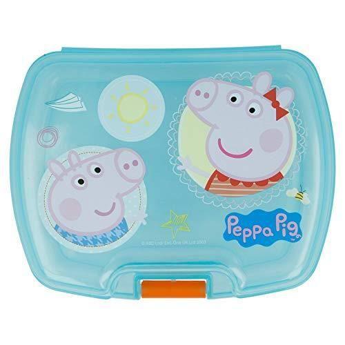 Peppa Pig 13927. Fiambrera.