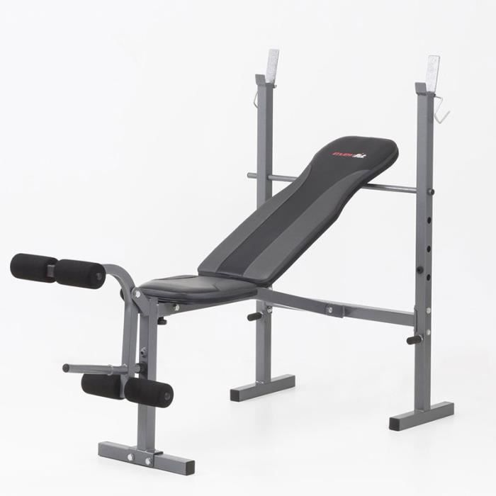 EVERFIT Banc de Musculation Everfit WBK-500