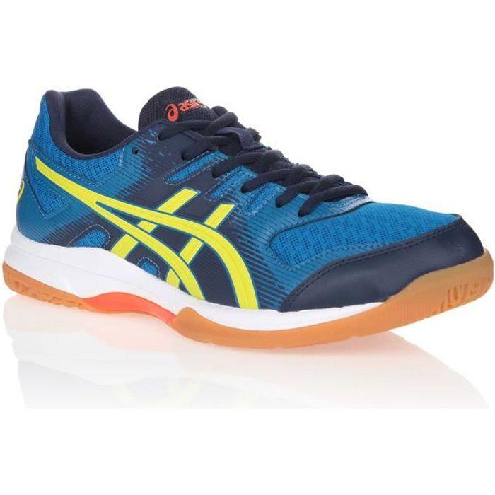 ASICS Chaussures de Volleyball Gel -Rocket 9 - Adulte - Bleu