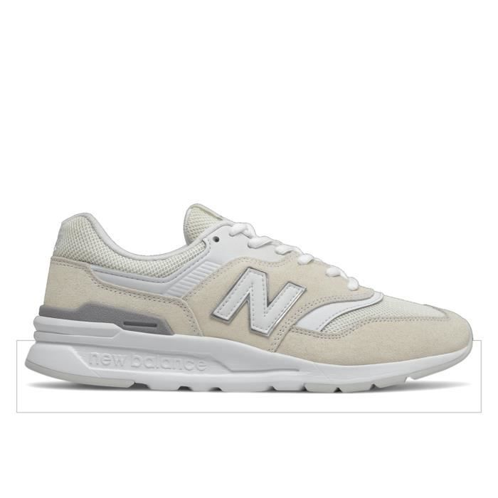 Chaussures de lifestyle New Balance 997h - turtledove/white - 46,5