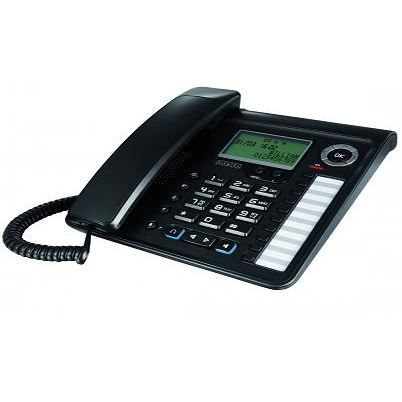 Téléphone fixe Téléphone Filaire TEMPORIS700NOIR Alcatel