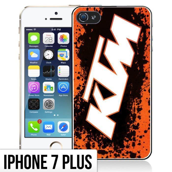 coque iphone 7 plus ktm logo