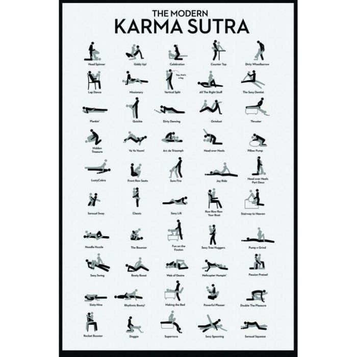 Karma position sex suitra