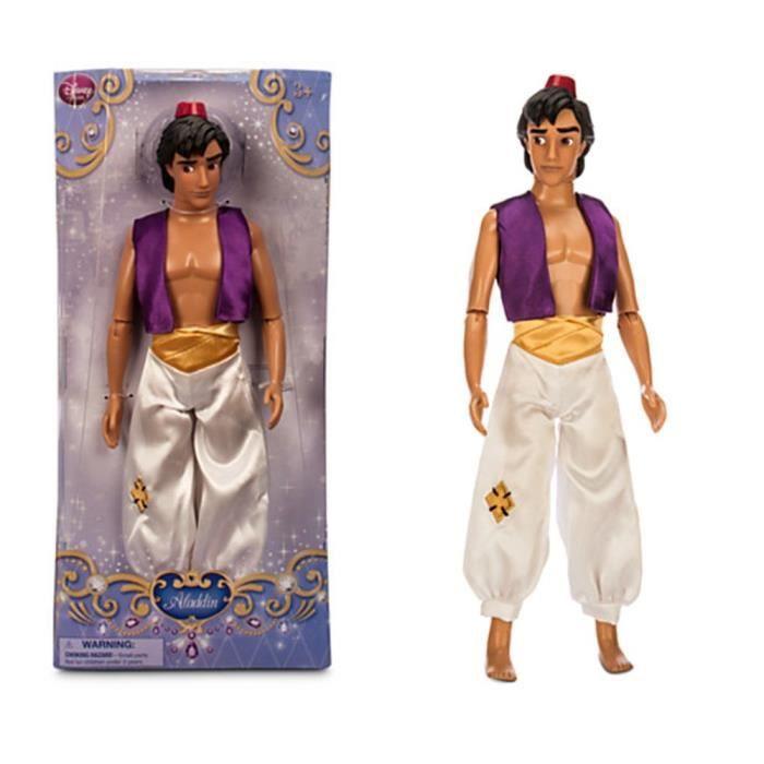 POUPÉE Disney officiel poupée Aladdin