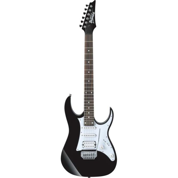 guitare electrique ibanez grg140 bkn noire pas cher. Black Bedroom Furniture Sets. Home Design Ideas