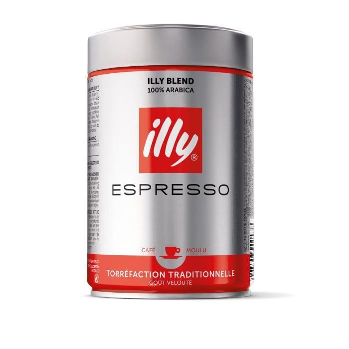 CAFÉ Café moulu 250 g illy