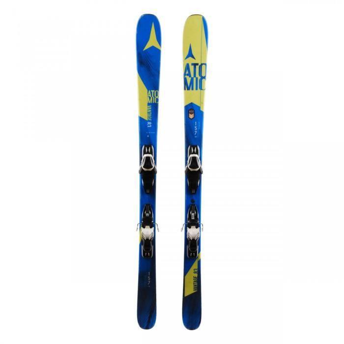 SKI Ski Atomic Vantage 83R + fixations