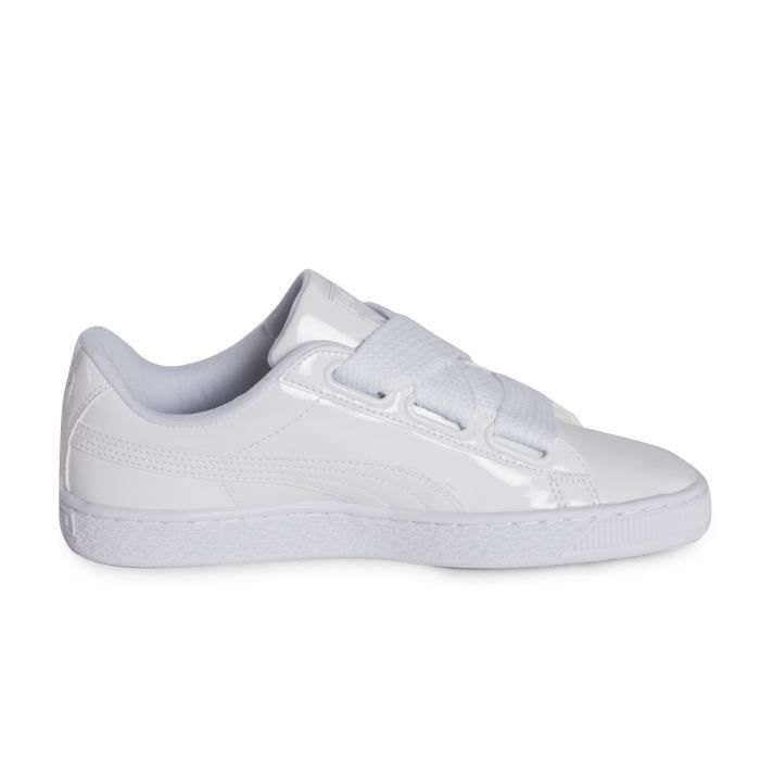 Baskets Puma Basket Heart Patent Wn's - 36307302