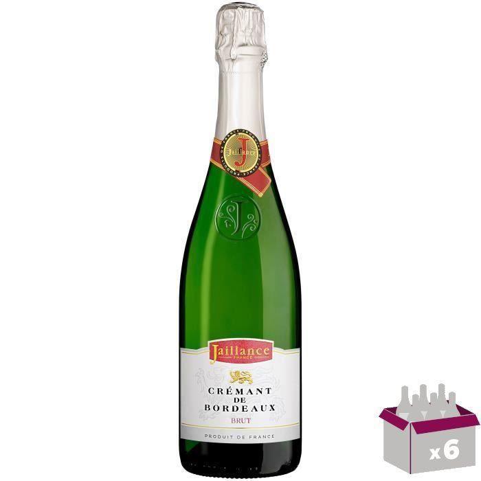 Jaillance Crémant de Bordeaux Brut - 75 cl