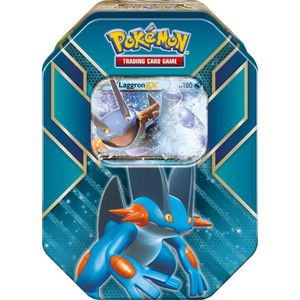 CARTE A COLLECTIONNER POKEMON Pokébox Noël 2015 Bleue Laggron