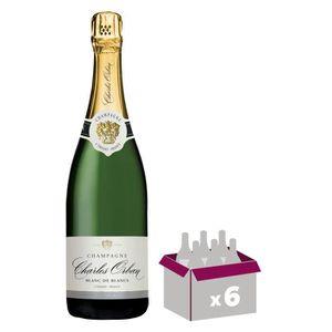 CHAMPAGNE GH MARTEL Charles Orban Champagne - Blanc de Blanc