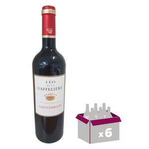 VIN ROUGE Léo de La Gaffelière 2017 Saint Emilion - Vin roug