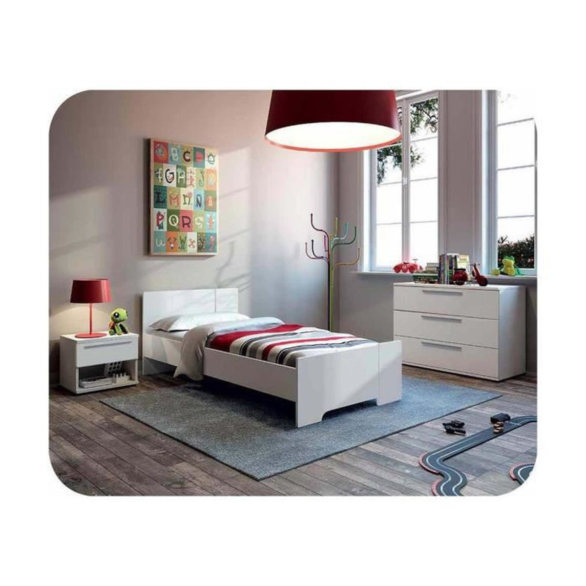 cdiscount chambre enfant maison design. Black Bedroom Furniture Sets. Home Design Ideas