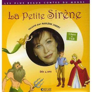 Livre 3-6 ANS La Petite Sirène