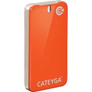 CATEYGA Kit Nettoyage Ecran Lingette + Spray Pour Ecrans Tactiles Et Ordinateurs - Orange
