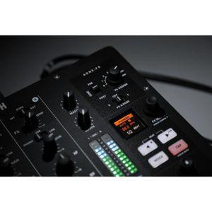 TABLE DE MIXAGE XONE-PX5 - console dj 4+1 stereo, 1 moteur d'effet