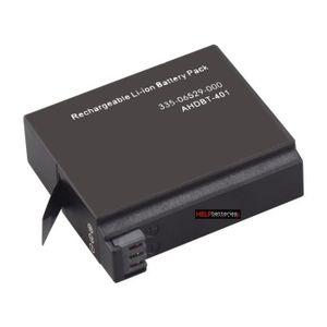 BATTERIE APPAREIL PHOTO Batterie pour Camescope Gopro Hero 4+  pour camera