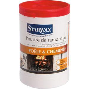 ACCESSOIRES RAMONAGE Poudre de ramonage Spécial cheminée - 1Kg - STARWA