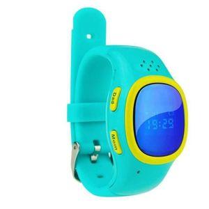 MONTRE CONNECTÉE Montre intelligente enfant GPS Suivi smartwatch WI