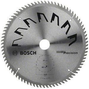 ACCESSOIRE MACHINE Bosch 2609256882 Précision Lame de scie circulaire