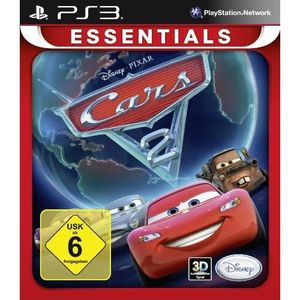 JEU PS3 CARS 2 - DAS VIDEOSPIEL - ESSENTIALS [JEU PS3]