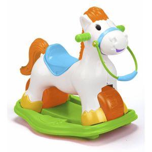 PORTEUR - POUSSEUR FEBER - PonyFeber 3 en 1 - porteur, trotteur à bas