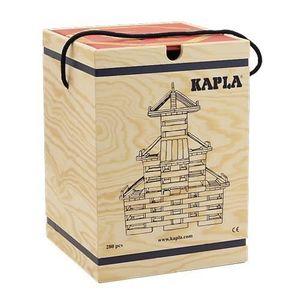 ASSEMBLAGE CONSTRUCTION KAPLA Coffre 280 Planchettes