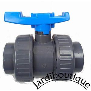 RACCORD - VANNE Générique - ø 50 mm Vanne PVC pour piscine (lot 2