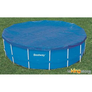 Bache de protection piscine bestway achat vente bache for Bache protection piscine