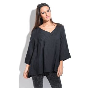 T-SHIRT Bella blue Top Femme Collection Auomne Hiver
