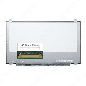 DALLE D'ÉCRAN Ecran dalle LCD LED pour MSI GE72MVR 7RG-004NE 17.