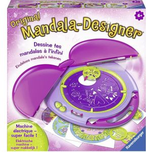 JEU DE MODE - COUTURE - STYLISME RAVENSBURGER Machine Atelier Mandala Designer