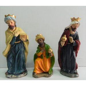 Nativit/é G/én/érique 11 Figurines de Cr/èche de No/ël Santons de No/ël r/éalistes