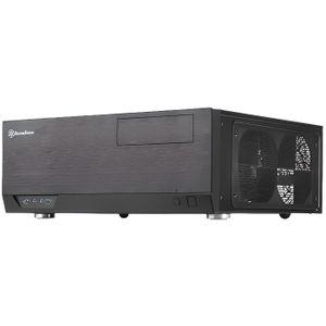 BOITIER PC  SilverStone SST-GD09B - Grandia Boîtier PC HTPC AT