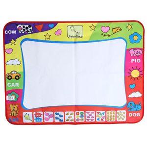 BRICOLAGE - ÉTABLI les enfants doodle dessin de jouets 1 tableau mat