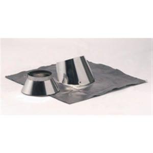 VMC - ACCESSOIRES VMC Ten SOLIN INOX 5 A 30 DIAMETRE 125 ET COLLET (AVEC
