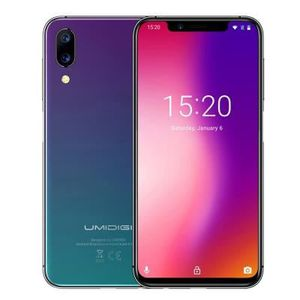 SMARTPHONE UMIDIGI One Pro 4G Phablet 5,86 Pouces Android 8,1