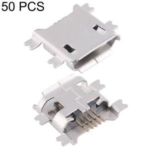 CLÉ USB 50 Pcs Micro Usb 5p / F Pied Lourd à Plaque Fixe 1