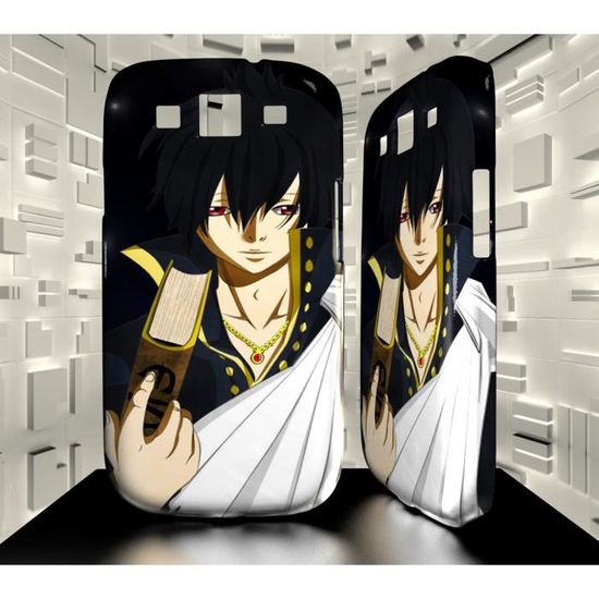 coque iphone 8 fairy tail zeref