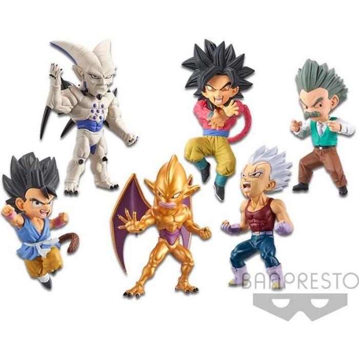 Figurine Wcf - Dragon Ball Super - Volume 4, Micromania-Zing, numero un francais du jeu video et de la pop culture. Retrouvez les p