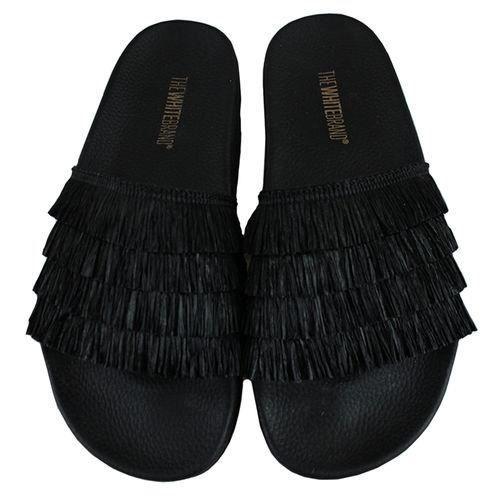 Sandale - nu-pieds High rafia
