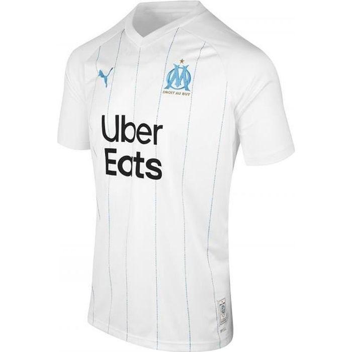 Maillot domicile junior Olympique de Marseille 2019/20