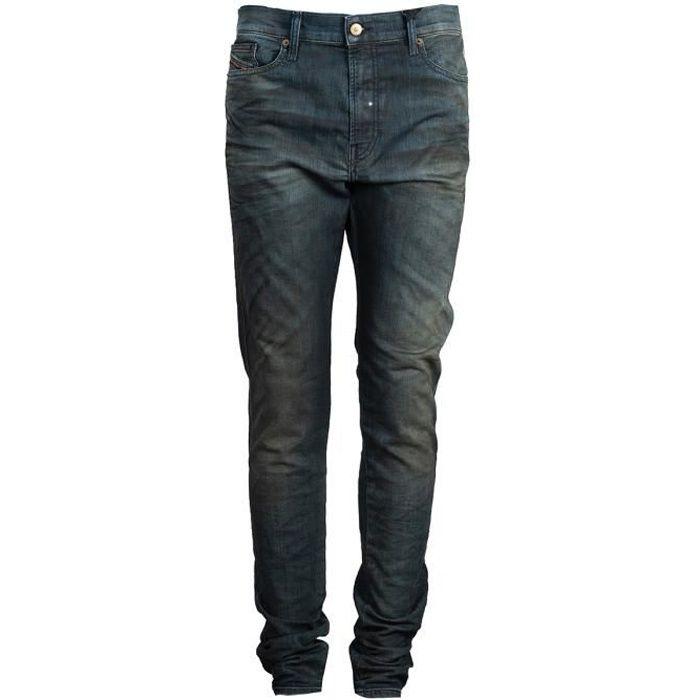 10060101- Diesel - 00ST25-0870Y - D-Reeft Sweat Jeans - Homme - Slim Fit