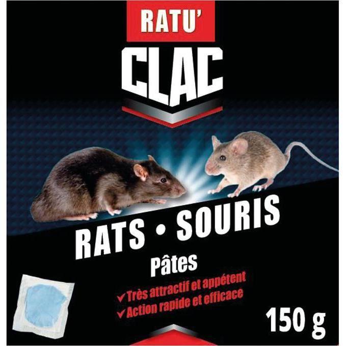 RATUCLAC Rat-souris pate - 150g