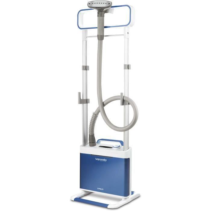 POLTI VAPORELLA VERTICAL STYLER GSF60 -Défroisseur vertical - 18000 W - Autonomie Illimitée - 6 niveaux de réglage Vapeur
