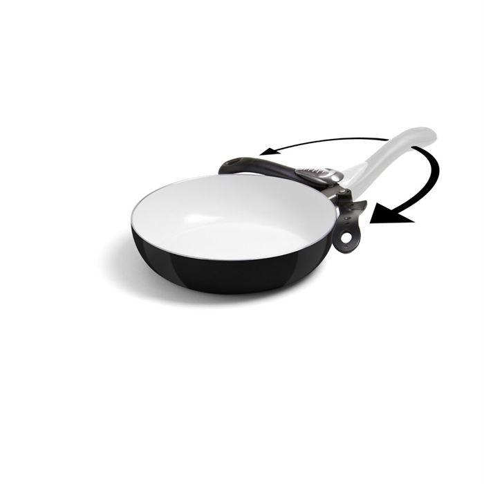 Rondine SpazioSystem ceramique Wok 28 cm