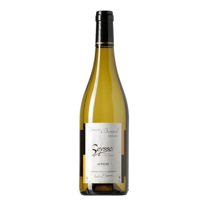 Domaine Bernard Roussette Seyssel - Vin blanc de Savoie